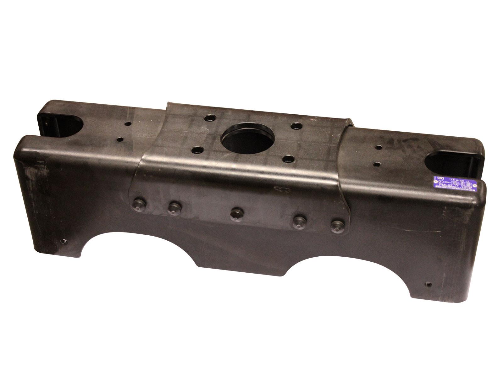 Trækbjælke l 834 mm D 200 kN - Rockinger CM75N834A02 120x60