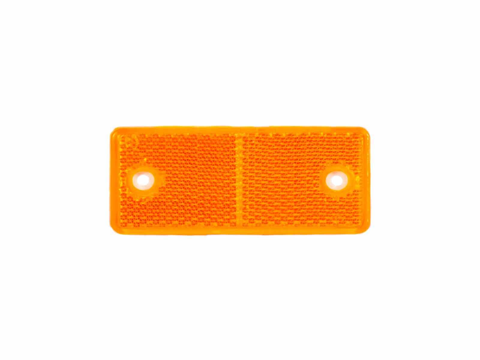 Refleks orange, 94x44x6mm MIB