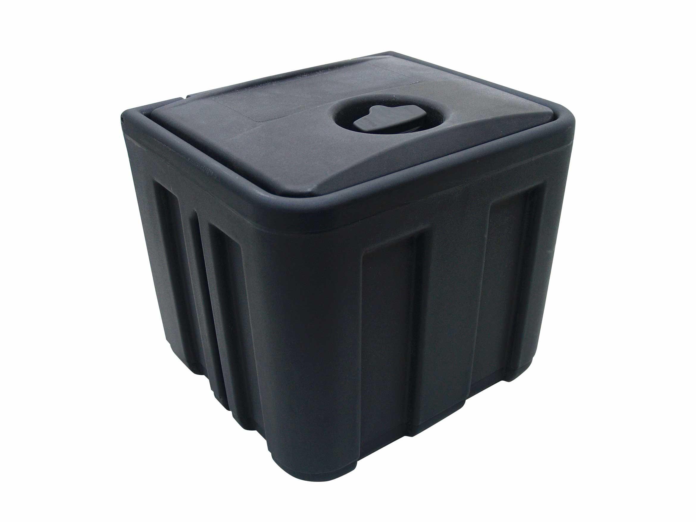 Værktøjskasse plast 650/500/480 - 50033