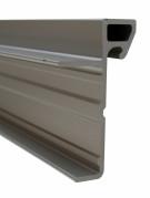 Ladkantprofil 30mm, 5.000mm, anod - EN AW 6005-T6 - Elox. natur 20my