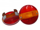Baglygteglas Ø140mm - For 430020-21 multifunktionslygte