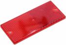 Refleks rød 90x40mm