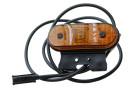 Sidemarkering 24V LED Unipoint m/konsol ADR - Med 1,5m kabel P&R - 31-2064-037