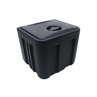 Værktøjskasse plast 800/500/490 - 500481