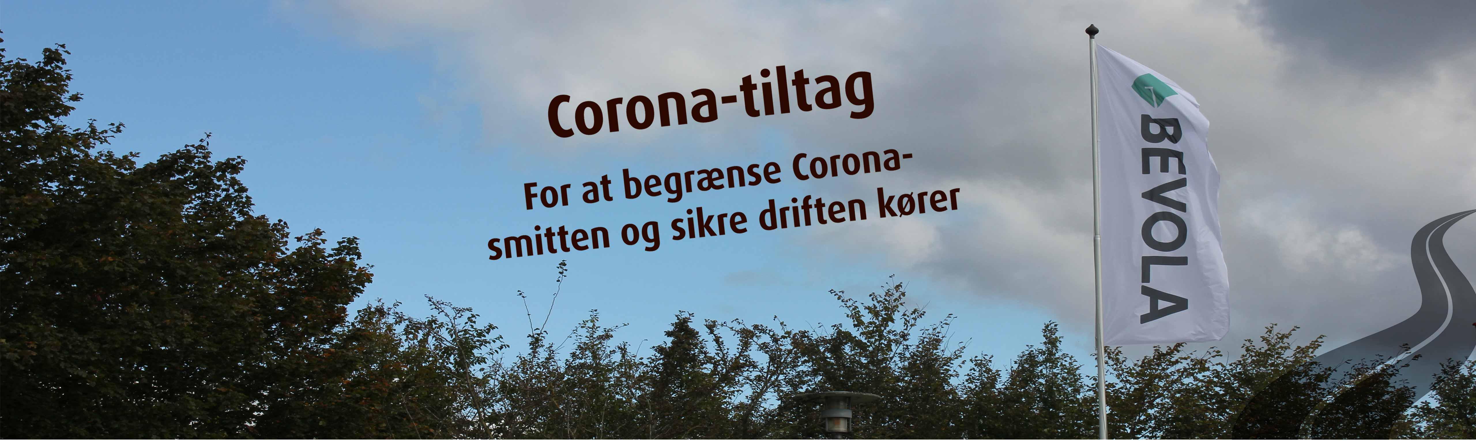Corona-tiltag
