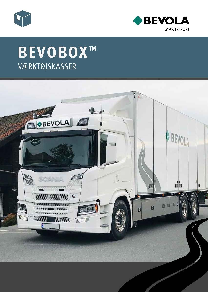 BevoBox Brochure